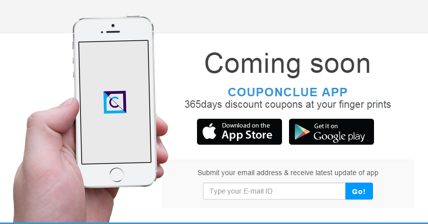 Coupon-Clue-App | Harneet Bhalla