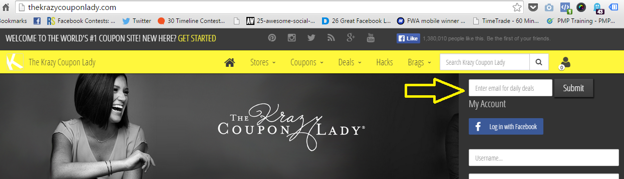 Krazy Coupon Lady | Harneet Bhalla