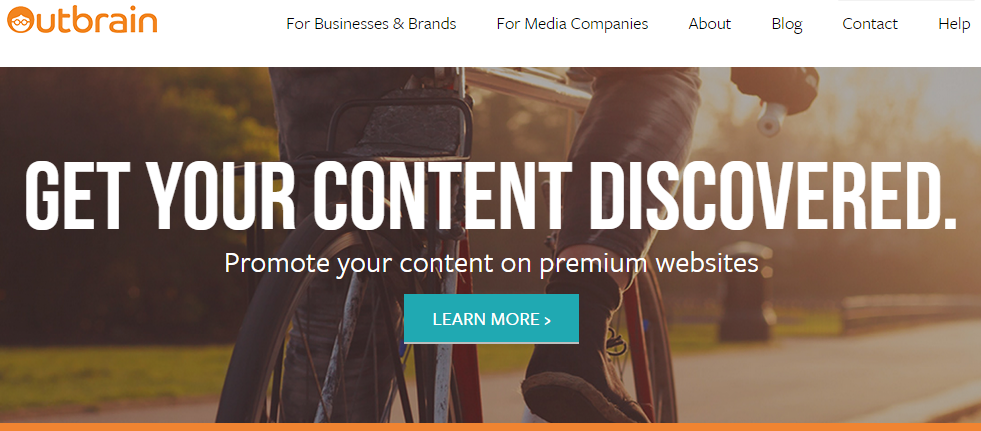 Outbrain Content Discovery | Harneet Bhalla