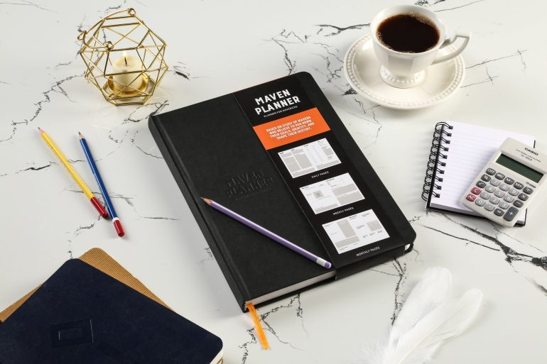 How to Increase Your Productivity using the Maven Planner